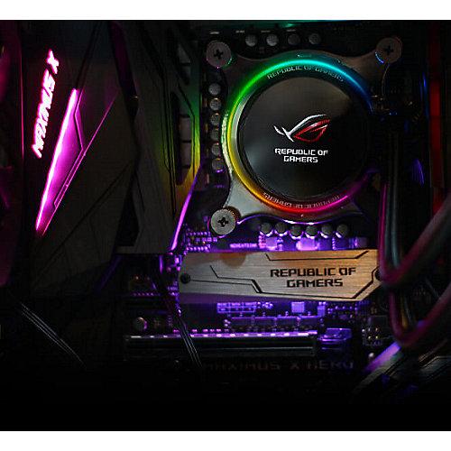 ASUS ROG Ryuo 240 Komplettwasserkühlung für AMD und Intel CPUs