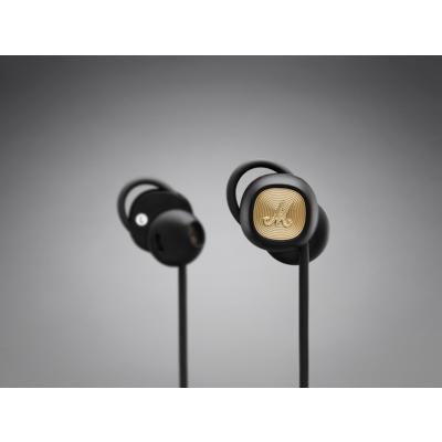 Marshall  Minor II Bluetooth schwarz In-Ear-Kopfhörer   7340055353922