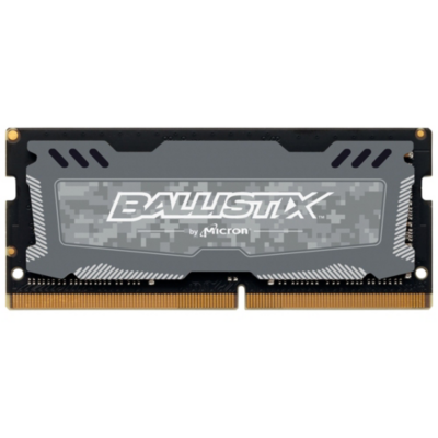 Ballistix 8GB  Sport LT DDR4-2666 CL16 SO-DIMM RAM Speicher Single Rank | 0649528782137