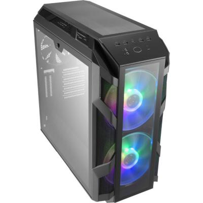 Cooler Master  MasterCase H500M Midi Tower Gehäuse mit TG Seitenfenster RGB | 4719512072165