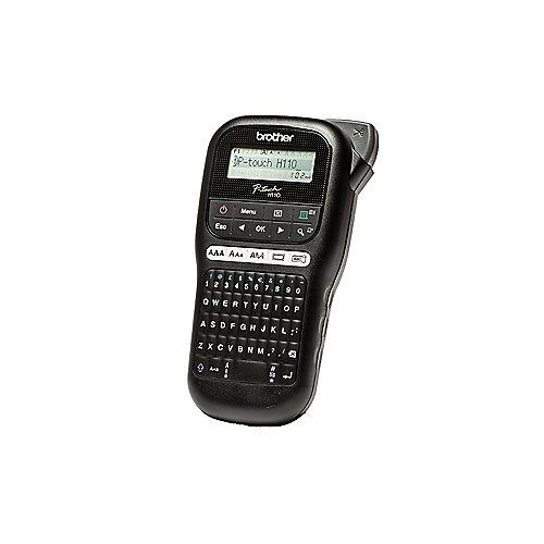 P-touch PT-H110 Mobiles Beschriftungsgerät | 4977766761802