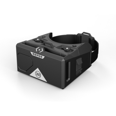 MergeVR  Goggles Virtual Reality Brille grau | 0854590007303