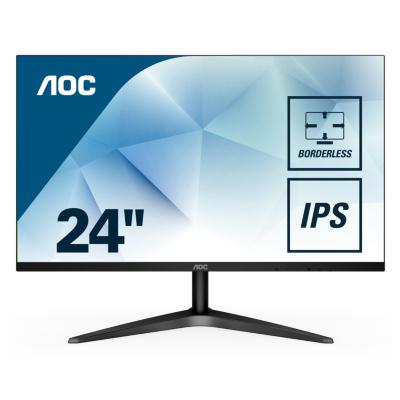 AOC  24B1XHS 60,4cm (23,8″) FHD-Monitor 16:9 HDMI/VGA 7ms 250cd/m² 20Mio:1   4038986146579