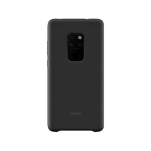 Huawei Silicone Car Case für Mate 20, schwarz   6901443251285