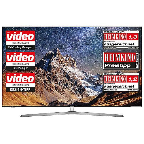 "4K H55U7A 140cm 55 4K UHD Smart TV Fernseher"" | 6942147441053"