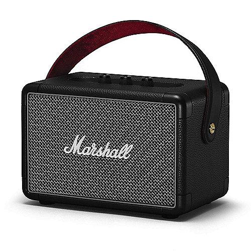 Kilburn II Tragbarer Bluetooth Lautsprecher schwarz | 7340055355117