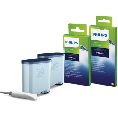 Philips Saeco/ CA6707/10 AquaClean Rund-um Pflegeset Kaffeevollautomaten | 8710103818991