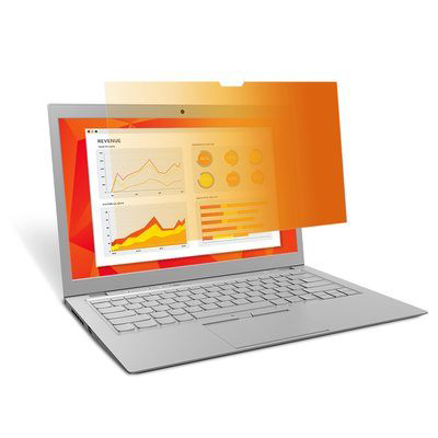 3M  GF156W9E Blickschutzfilter Gold für Laptop 15,6″ | 0051128008690