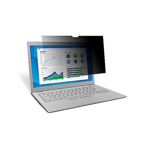 3M PFNDE006 Blickschutzfilter Standard für Dell Latitude 14 E7480 | 0051128008478