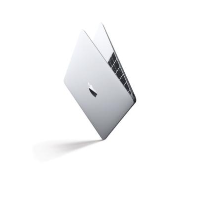 Apple  MacBook 12″ 2017 1,4 GHz i7 8GB 256GB HD615 Silber BTO | 4005922470760