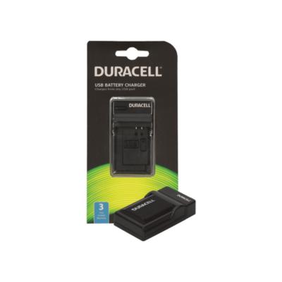 Duracell  USB-Ladegerät für Canon LP-E6 | 5055190185834