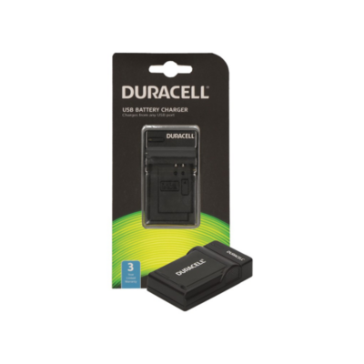 Duracell  USB-Ladegerät für Nikon EN-EL12 | 5055190185988