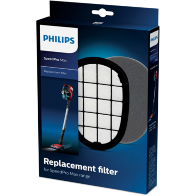 Philips  FC5005/01 Filter für SpeedPro Max und Speed Pro Max Aqua | 8710103875475