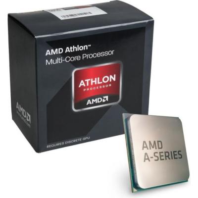 AMD  Athlon X4 950 (4x 3.5GHz) 2MB Sockel AM4 CPU Prozessor BOX | 0730143308717