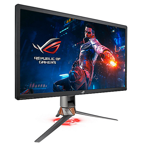 "ASUS ROG Swift PG27UQ 68,58 cm (27"") 4K UHD Gaming Monitor (G-Sync, HDR, 144Hz)"