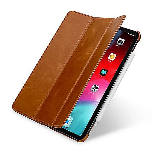 Stilgut Hülle Couverture für Apple iPad Pro 11 zoll (2018) cognac B07KBSD7HL | 4260272080865