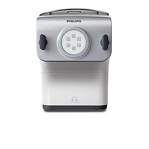 HR2354/12 Pastamaker Wiegefunktion, 200W, Display, 6 Formscheiben, Weiß | 8832354120101