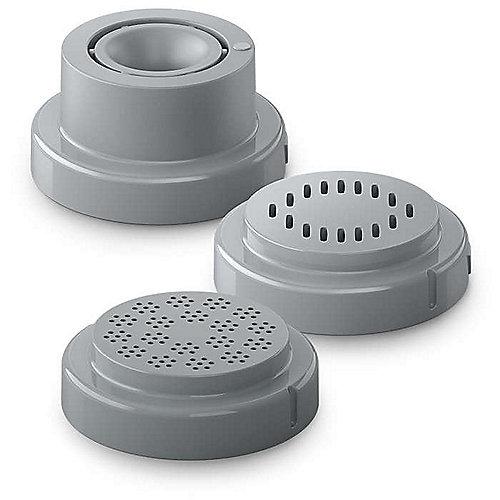 Philips HR2482/00 Pastamaker Zubehör für alle Viva Modelle – 3 Formscheiben | 8710103840091