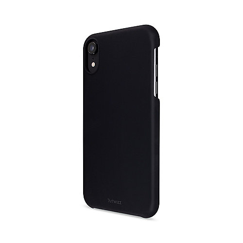 Artwizz Rubber Clip für iPhone XR, schwarz