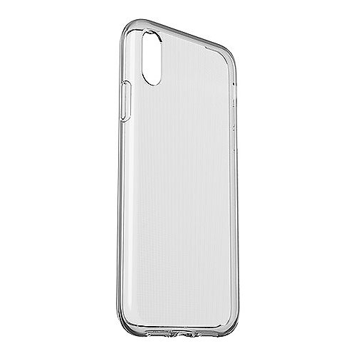 OtterBox Clearly Protected Skin Schutzhülle für iPhone XR transparent