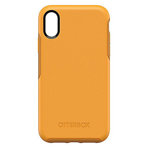 OtterBox Symmetry Series Schutzhülle für iPhone XR orange