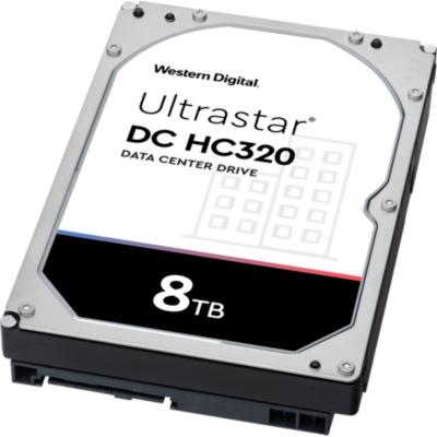 Western Digital  Ultrastar HC320 0B36404 – 8TB 7200rpm 256MB 3,5 Zoll SATA600 | 8592978111687