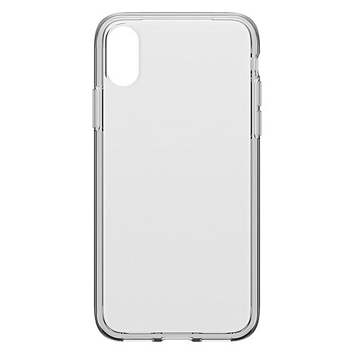 OtterBox Clearly Protected Skin Schutzhülle für iPhone Xs transparent