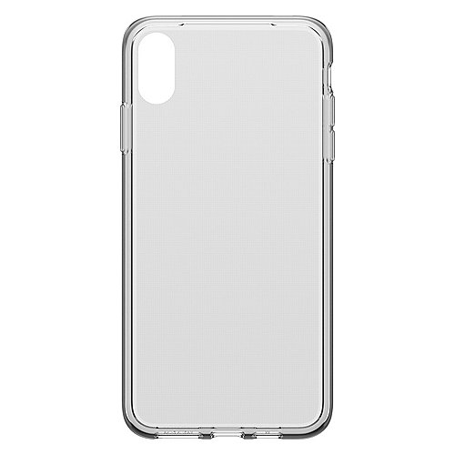 OtterBox Clearly Protected Skin Schutzhülle für iPhone Xs Max transparent