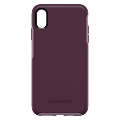OtterBox Symmetry Series Schutzhülle für iPhone Xs Max tonic violett 77 60075