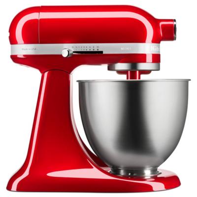 KitchenAid  5KSM3311XECA Küchenmaschine 3.3L MINI 250W liebesapfelrot | 5413184120825