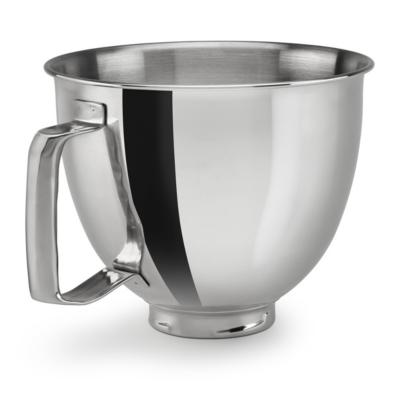 KitchenAid  5KSM35SSFP Edelstahlschüssel 3,3 L für Küchenmaschine 3.3L MINI | 5413184103361