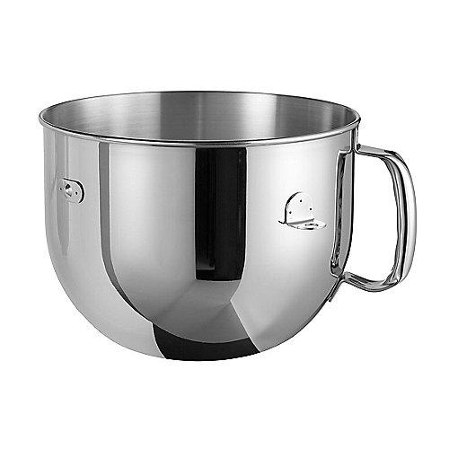 KitchenAid 5KR7SB Edelstahlschüssel 6,9 L für Küchenmaschine 6,9L | 5413184690038