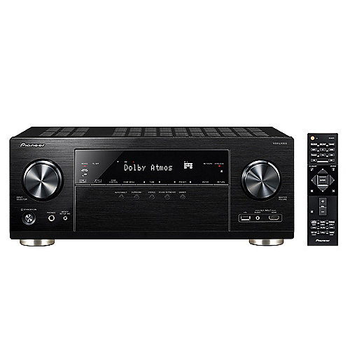 pioneer vsx lx303 9 2 av receiver 4k dts x wifi bt dolby. Black Bedroom Furniture Sets. Home Design Ideas