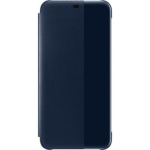 Huawei Mate 20 lite - Flip View Cover, Blue