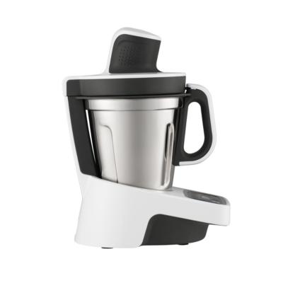 Moulinex  HF4041 Küchenmaschine mit Kochfunktion VOLUPTA weiß | 3045380013872
