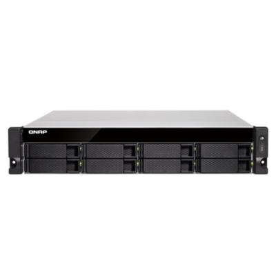 QNAP  TVS-872XU-RP-i3-4G NAS System 8-Bay | 4713213514658