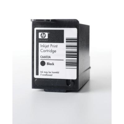 HP  C6602A Druckerpatrone Schwarz TIJ 1.0b | 0725184302138