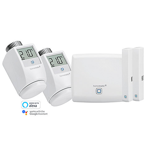 Homematic IP - Smartes Heizungs Set - S