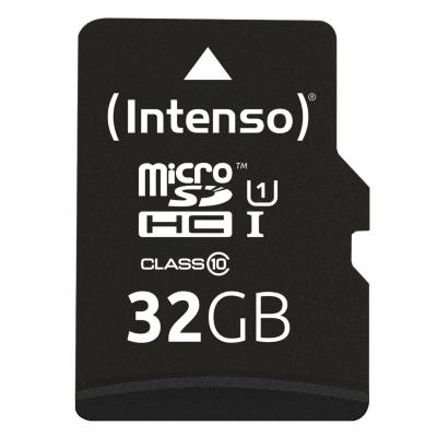 Intenso  Professional 32 GB microSDHC Speicherkarte (90 MB/s, Class 10, UHS-I)   4034303022335