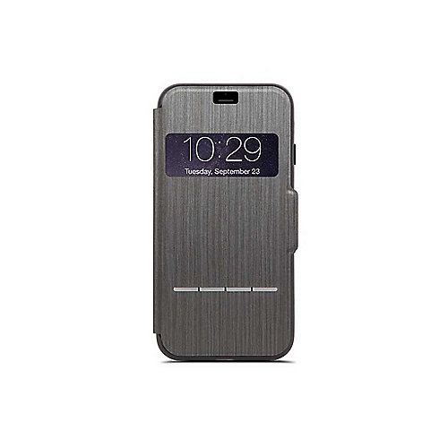 SenseCover Schutzhülle für iPhone 7/8 Charcoal Black 99MO072008 | 4713057250293