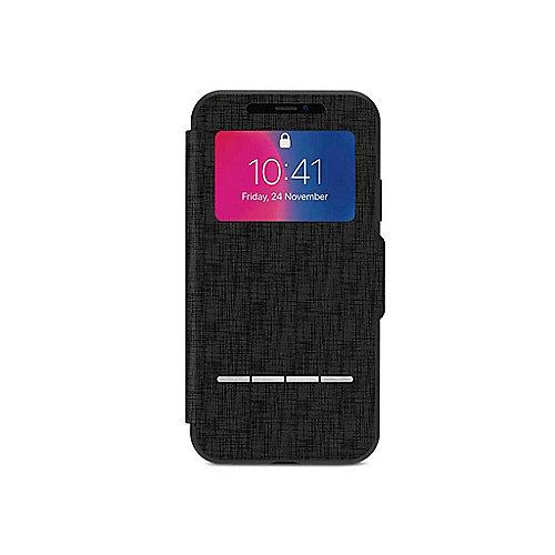 SenseCover Schutzhülle für iPhone X Metro Black 99MO072010 | 4713057252471