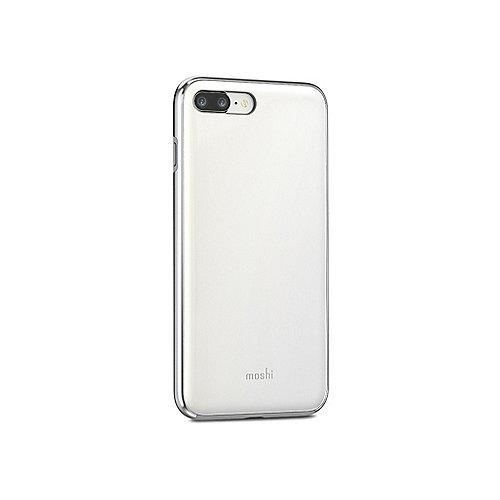 iGlaze Schutzhülle für iPhone 7/8 Plus Pearl White 99MO090101 | 4713057253713