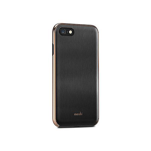 iGlaze Schutzhülle für iPhone 7/8 Armour Black 99MO088203 | 4713057253669