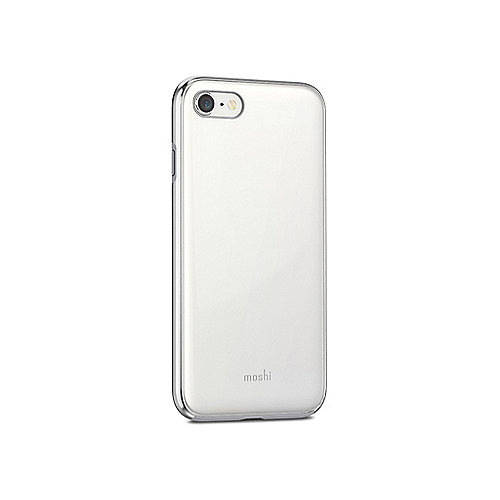 iGlaze Schutzhülle für iPhone 7/8 Pearl White 99MO088101 | 4713057253683
