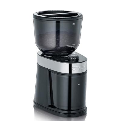 Graef  CM 202 Kaffeemühle, 130W, 225g, schwarz | 4001627012694