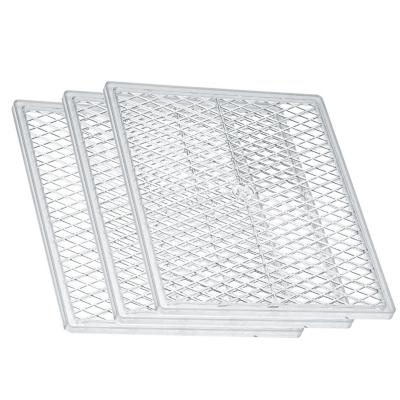 Graef  Tablett Kunststoff 3er-Set für Dörrautomat DA 506 | 4001627014605