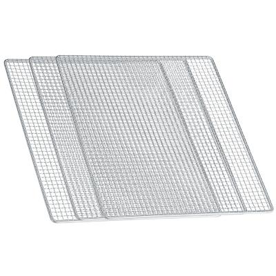 Graef  Tablett Edelstahl 3er-Set für Dörrautomat DA 506   4001627014612