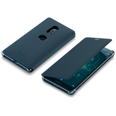 Sony  XZ2 – Style Cover Stand SCSH40, Green | 7311271604792