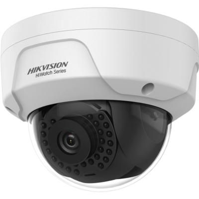 HIKVISION  HiWatch HWI-D140H-M Outdoor Dome Netzwerkkamera 4MP 2.8mm PoE IR WDR | 8592978105969