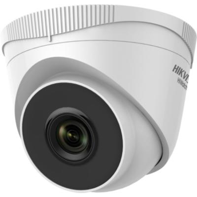 HIKVISION  HiWatch HWI-T240H Outdoor Turret Netzwerkkamera 4MP 2.8mm PoE IR WDR | 8592978112585